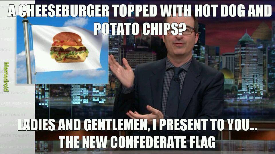 I love John Oliver!!! - meme