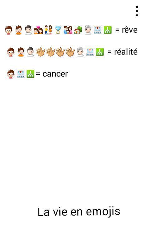 le dernier emojis signifie la croix de la mort... - meme