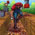 Mario en réalité augmentée