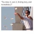 Pixar be like