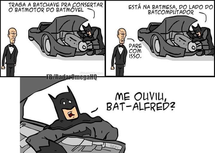 BatTítulo - meme