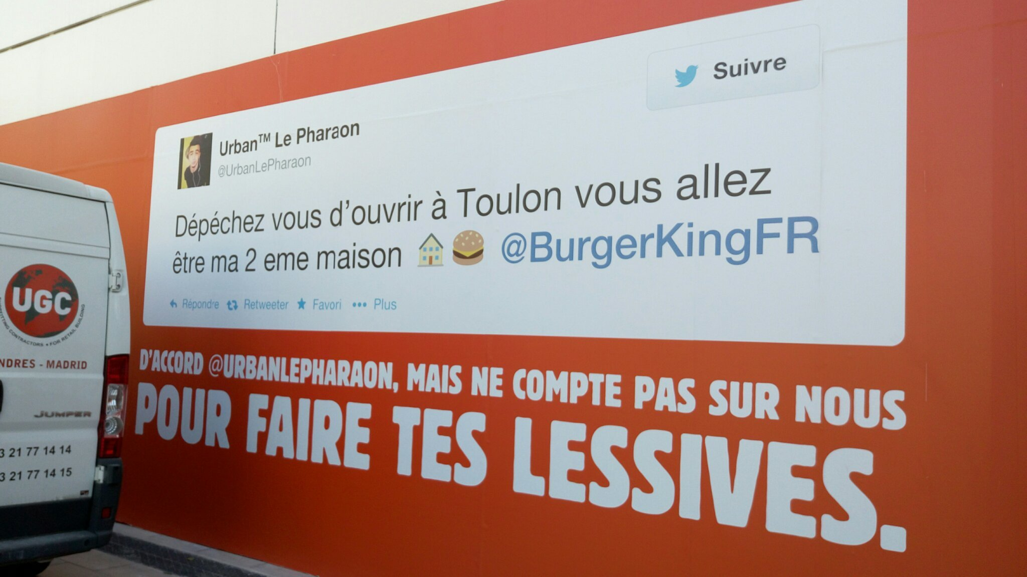 Burger King et la tradition - meme