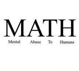Math - meme