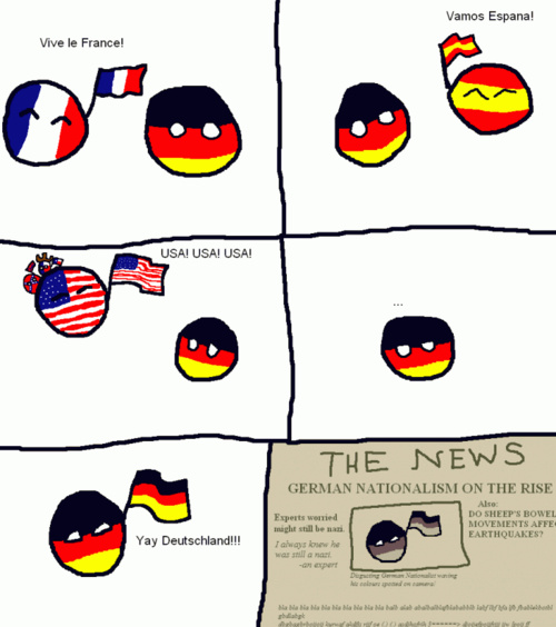 Germany - meme