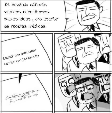 Médicos - meme