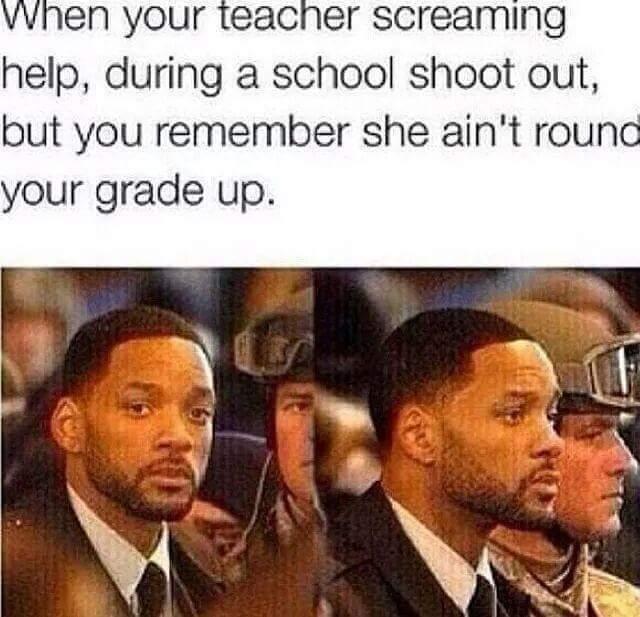 School Truth - meme