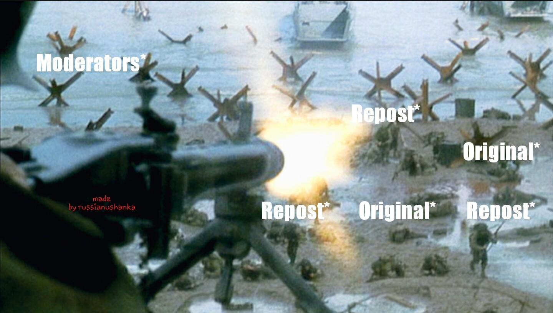 It's  '44 all over again! - meme