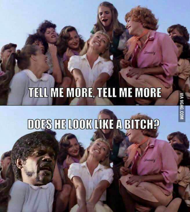 Y u little bitch - meme