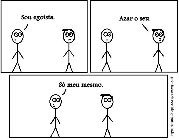 EGOISTA - meme