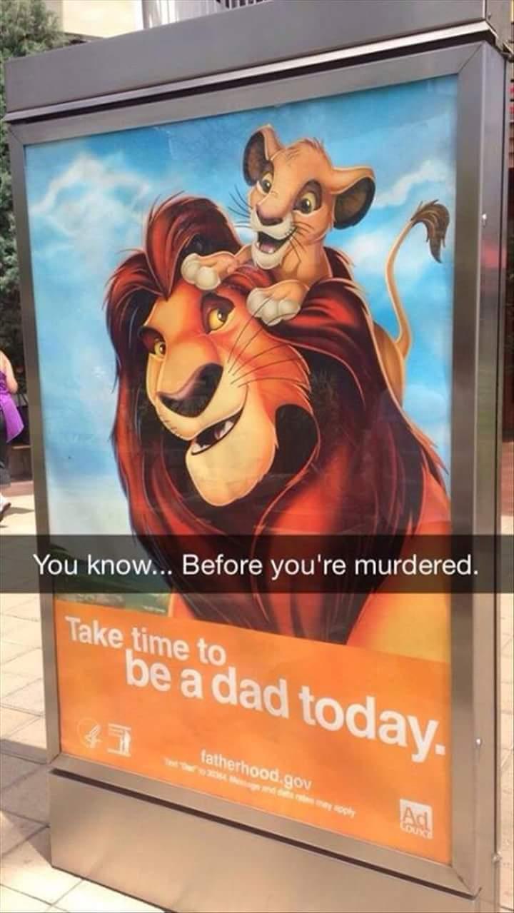 Vous savez...avant de vous faire assassiner - meme