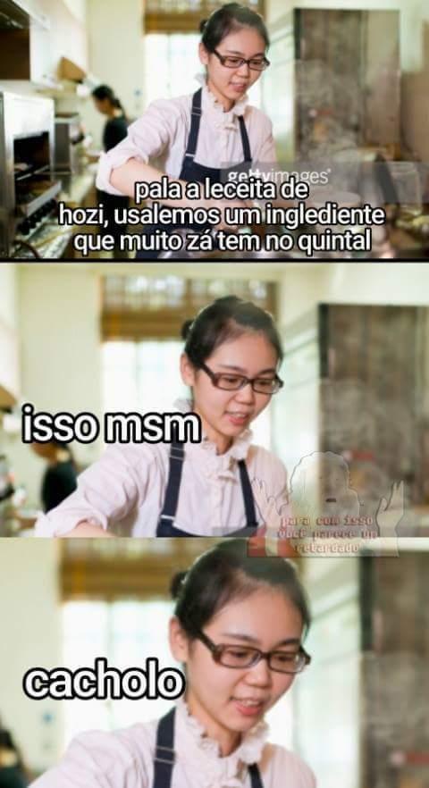 Cacholo - meme