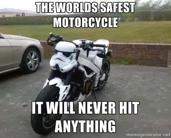 safety first - meme