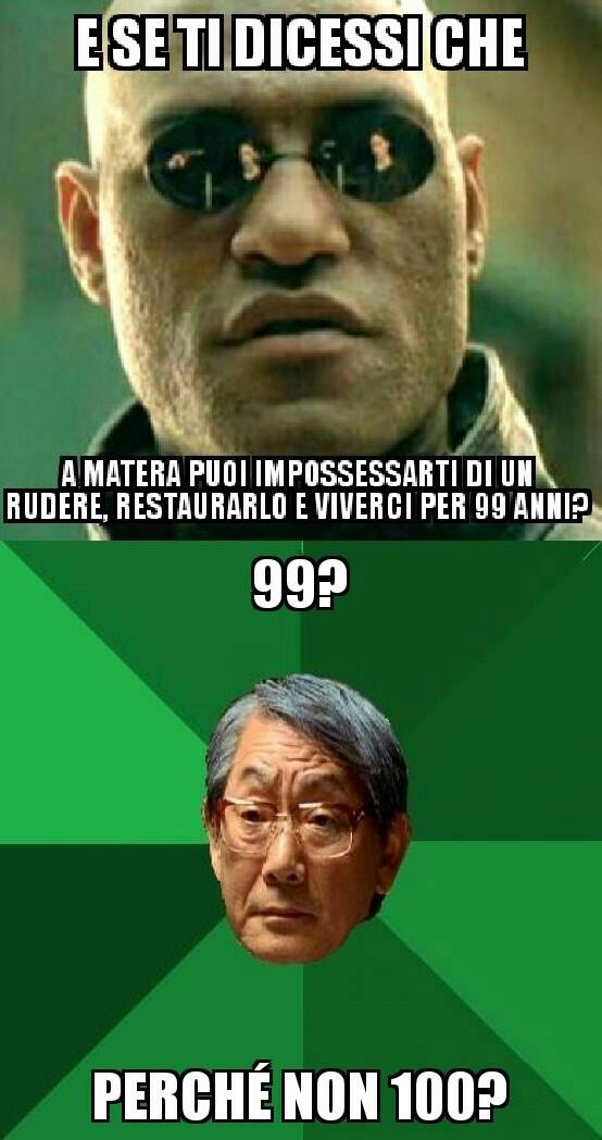 Matera - meme
