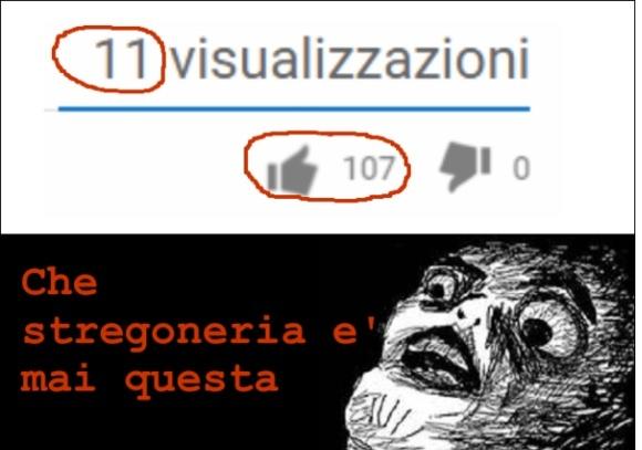 i misteri di YouTube - meme