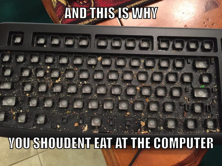 Keyboard - meme