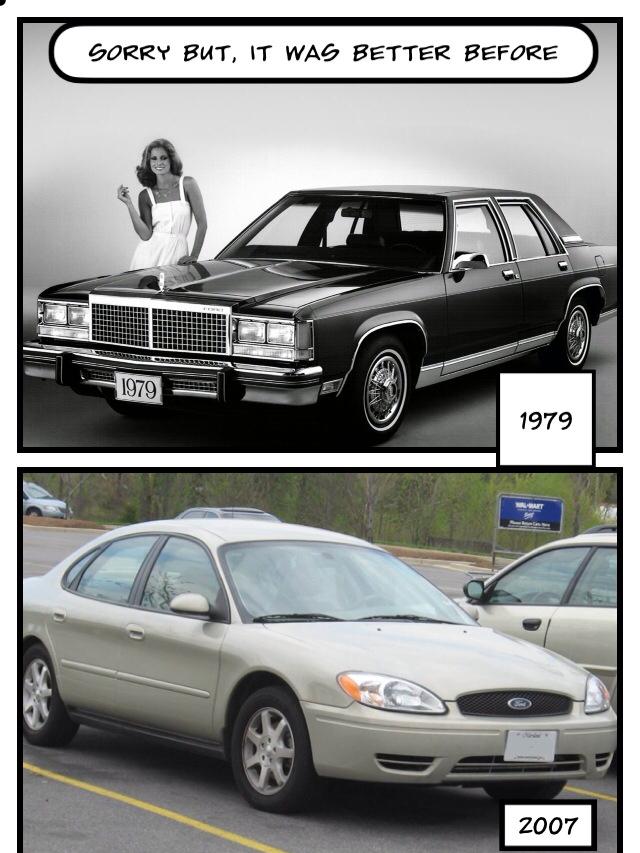 #Ford LTD - meme