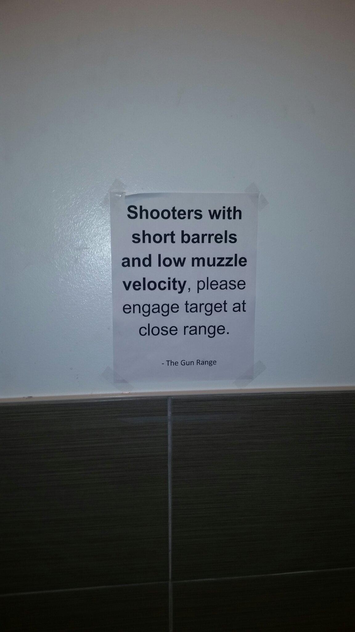 Shooters Beware - meme