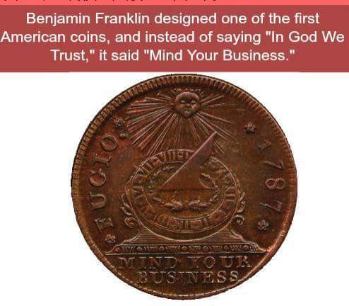 Mind your business - meme