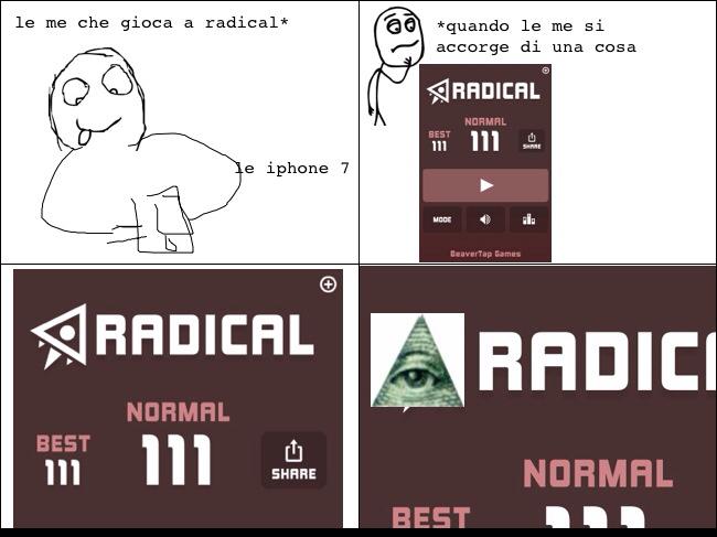 ILLUMINATI CONFIRMED in radical - meme