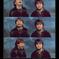Poker face version Harry potter