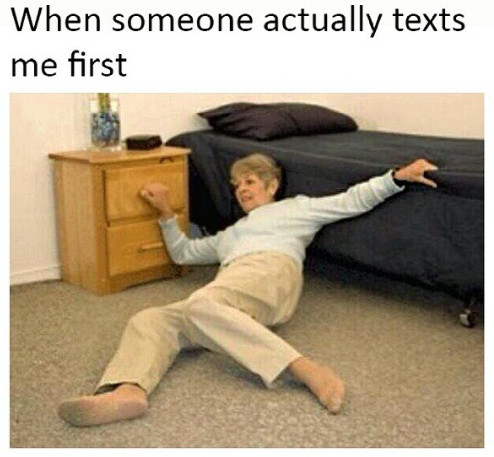 Story of my life :/ - meme