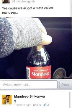 Parce qu'on a tous un ami nommé Mandeep... - meme