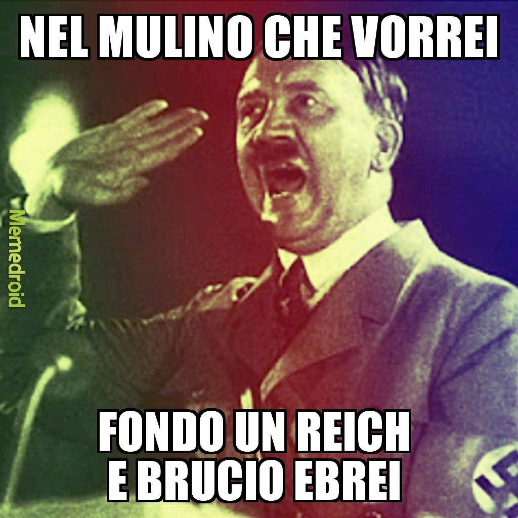 卍Heil Hitler卍 - meme