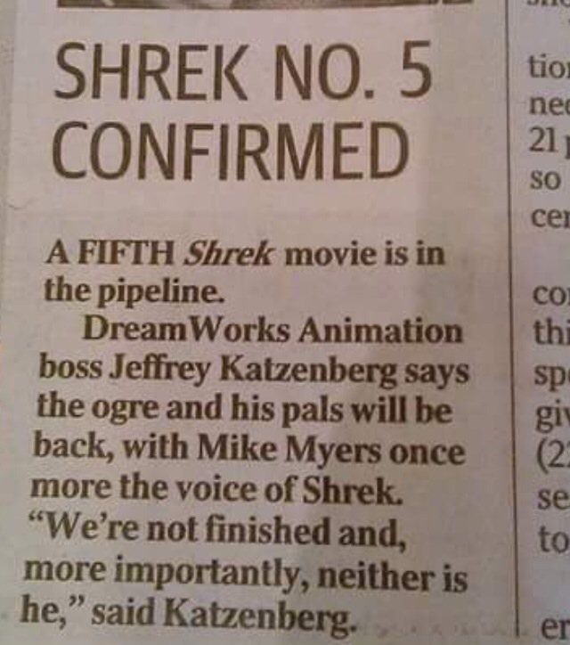 I guess it's not ogre yet. - meme
