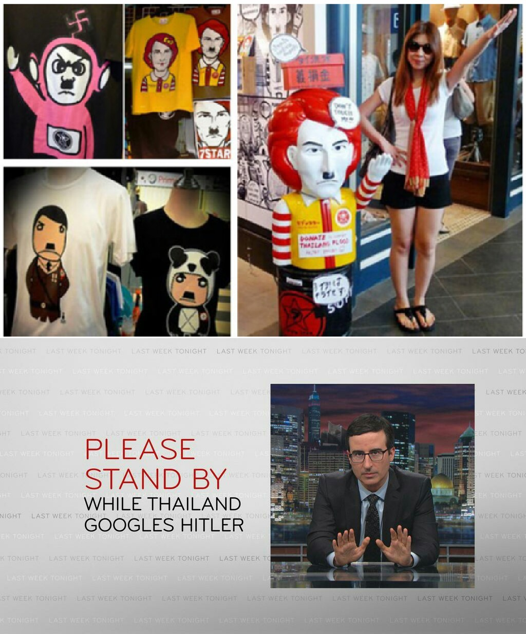 Thailand should really google Hitler - meme