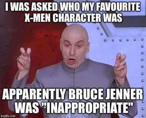 Bruce - meme