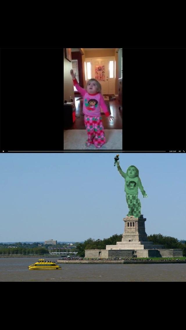 estatua da liberdade kk - meme