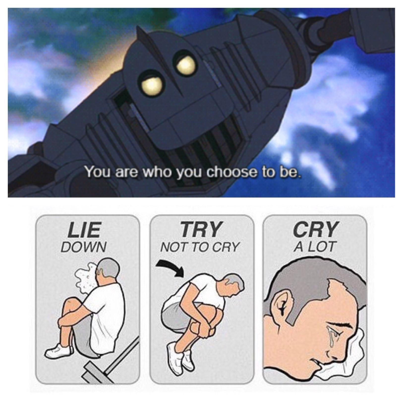 The feels. - meme