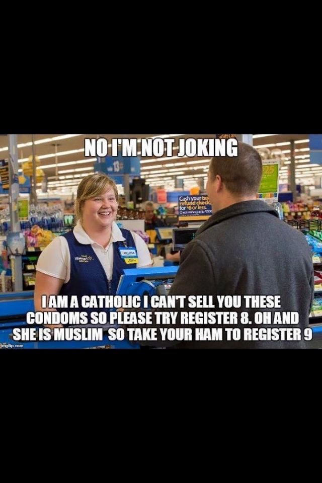 over religious ppl - meme