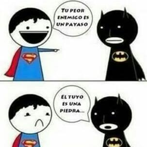 Superman triste - meme