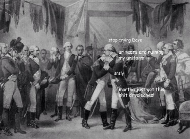 George Washington - meme