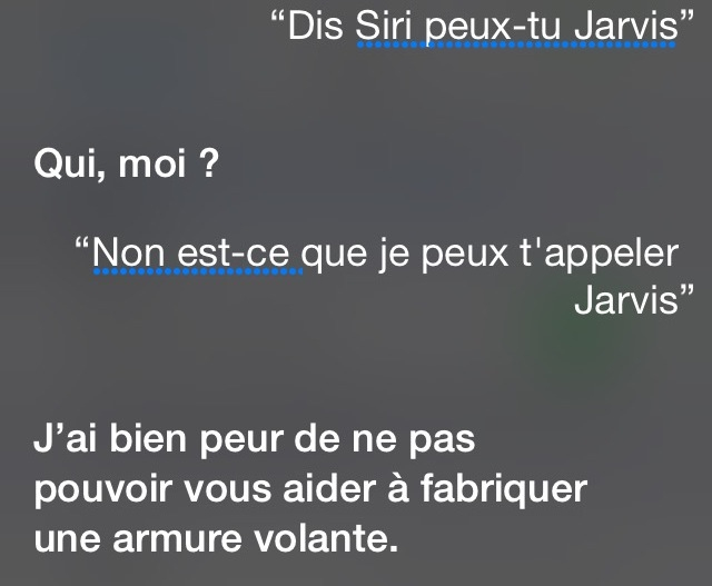 Juste Siri - meme