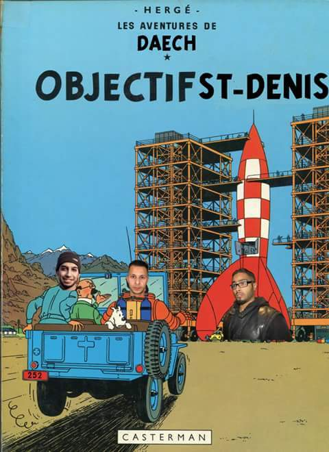 Direction St-Denis - meme