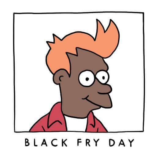Fry day - meme