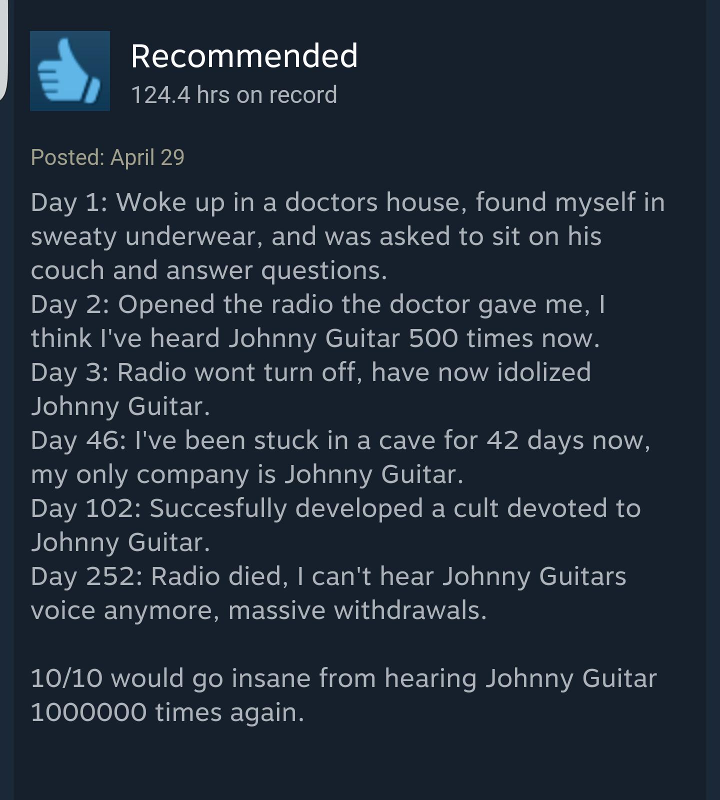 Fallout New Vegas review - meme