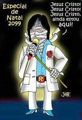 especial do Roberto Carlos em 2099 - meme