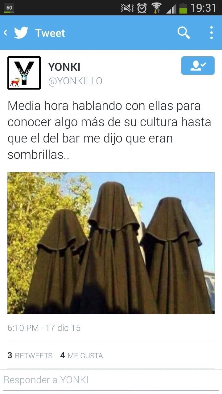 Sombrillas - meme