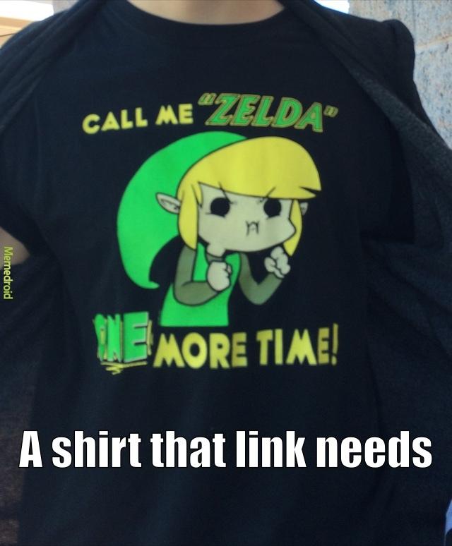 legend of Zelda :megusta: - meme