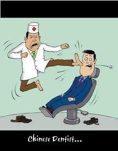Dentists - meme