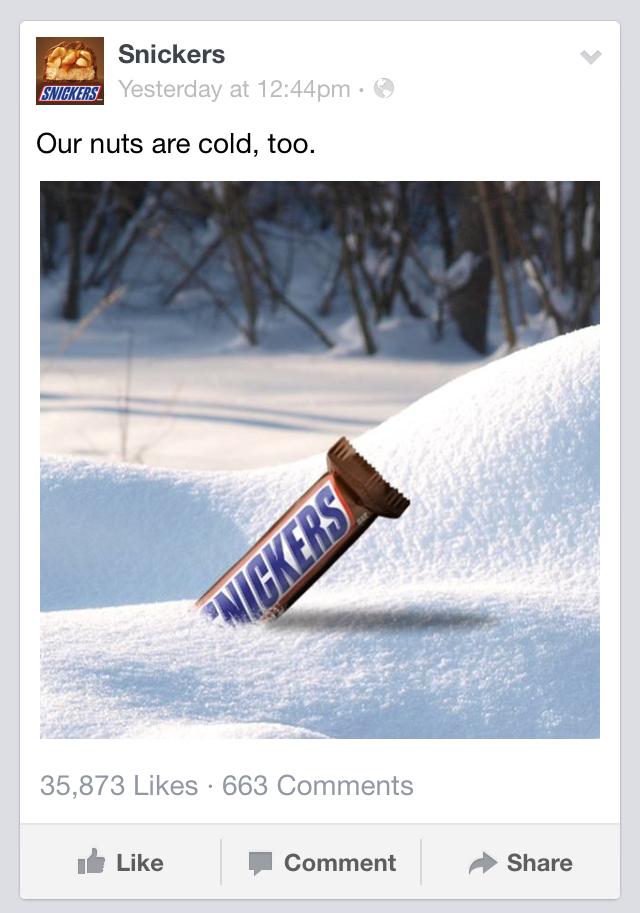 Snickers lol - meme