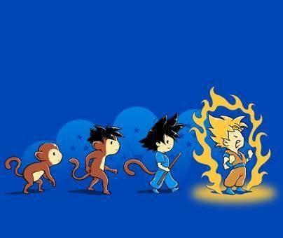 Evoluçāo - meme