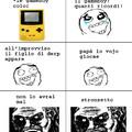 Aah il gameboy! Quanti ricordi! By ale.parra.99