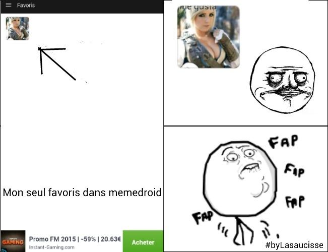 Fap fap life - meme