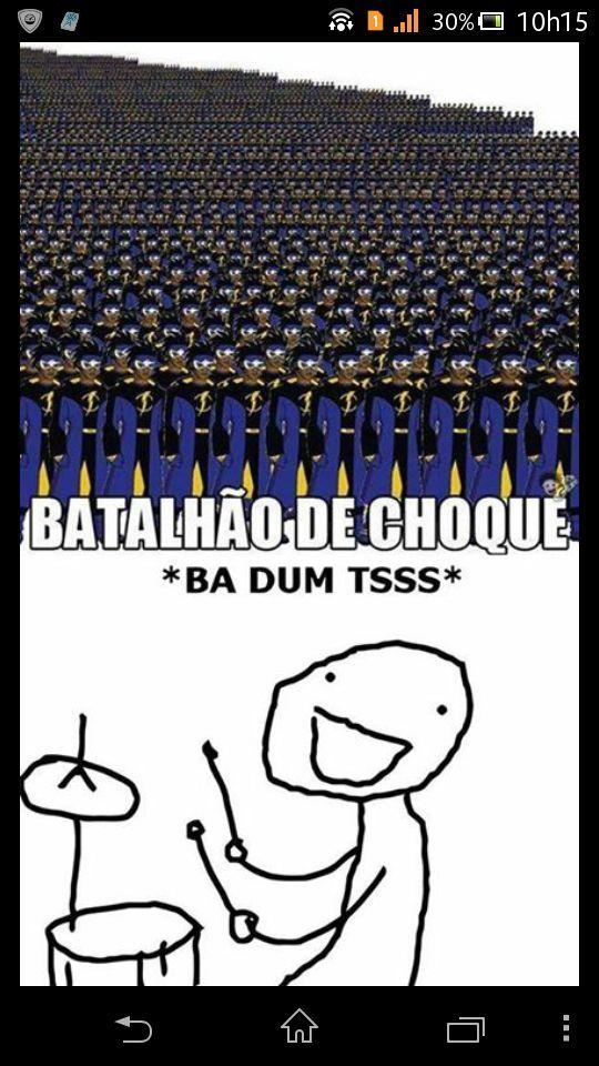 Choque ( ͡° ͜ʖ ͡°) - meme