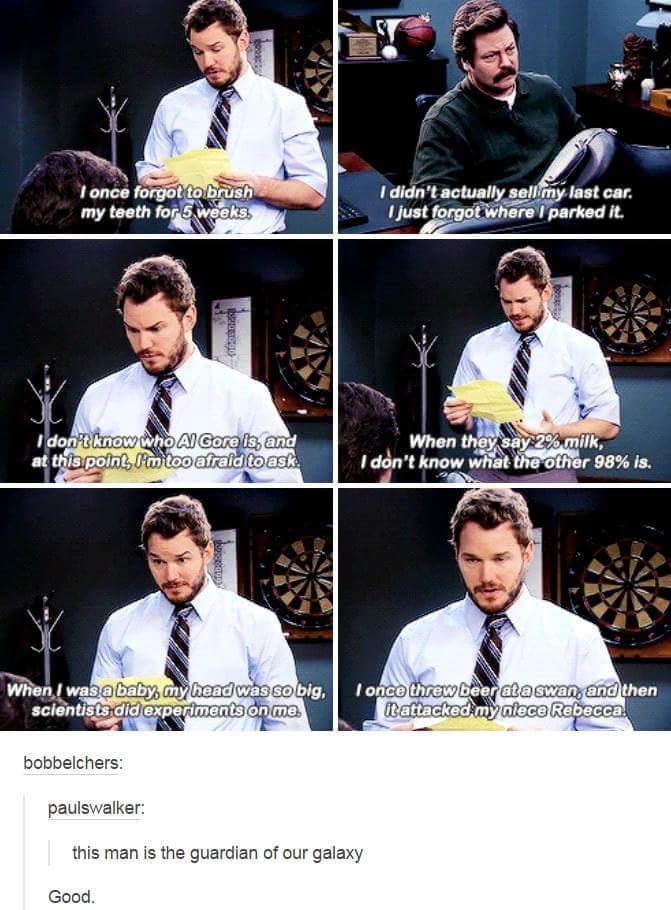 He's awesome - meme