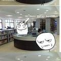 Los bibliotecarios y sus bromas